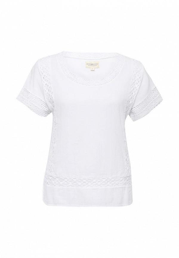Блуза Denim & Supply Ralph Lauren W04D0257D0271A1WHT