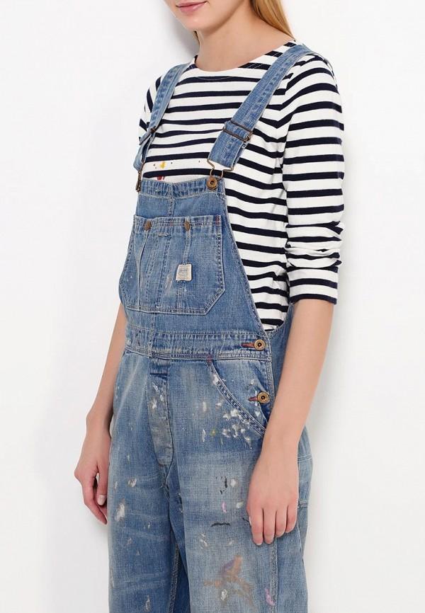Комбинезон джинсовый Denim & Supply Ralph Lauren от Lamoda RU