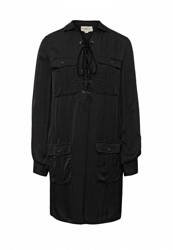 Платье-мини Denim & Supply Ralph Lauren W23AP185AP716A0PXK