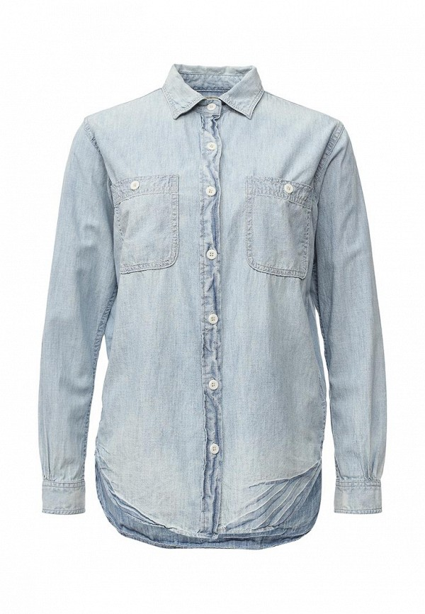 Рубашка джинсовая Denim & Supply Ralph Lauren W02BF002CCHAMA4FXH