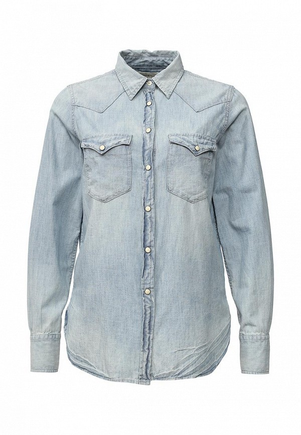 Рубашка джинсовая Denim & Supply Ralph Lauren W040137DDS724A4FXH