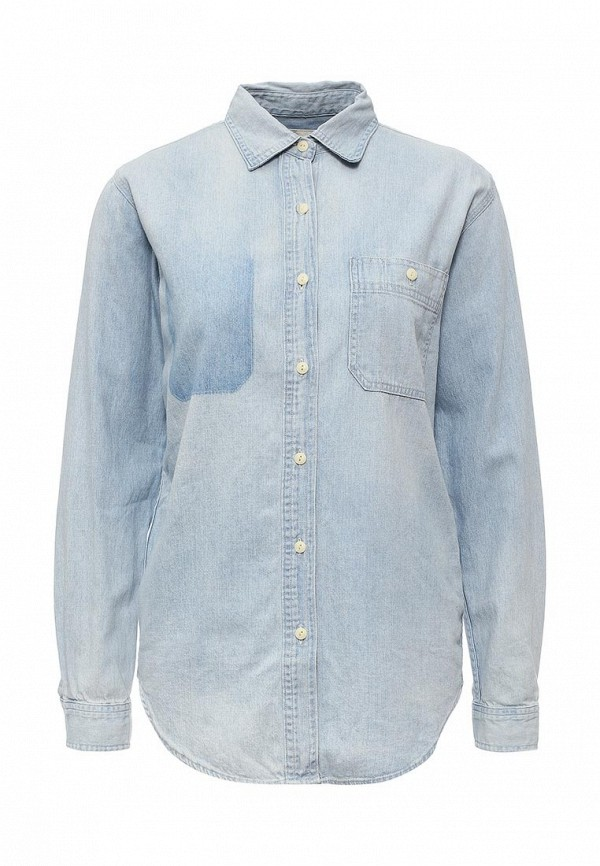 Рубашка джинсовая Denim & Supply Ralph Lauren W16BOYL1147DSA4MLL