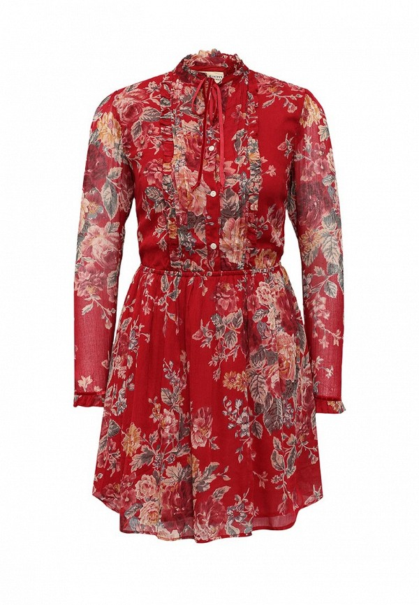 Платье-мини Denim & Supply Ralph Lauren W23RLBBISDVYZM6HOR