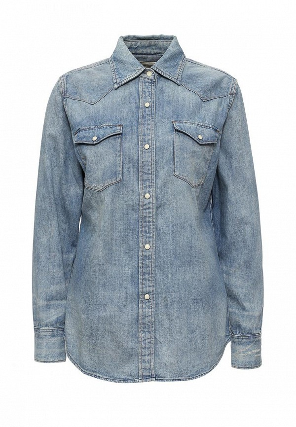 Рубашка джинсовая Denim & Supply Ralph Lauren W04RLWNISDDNZA4ES1