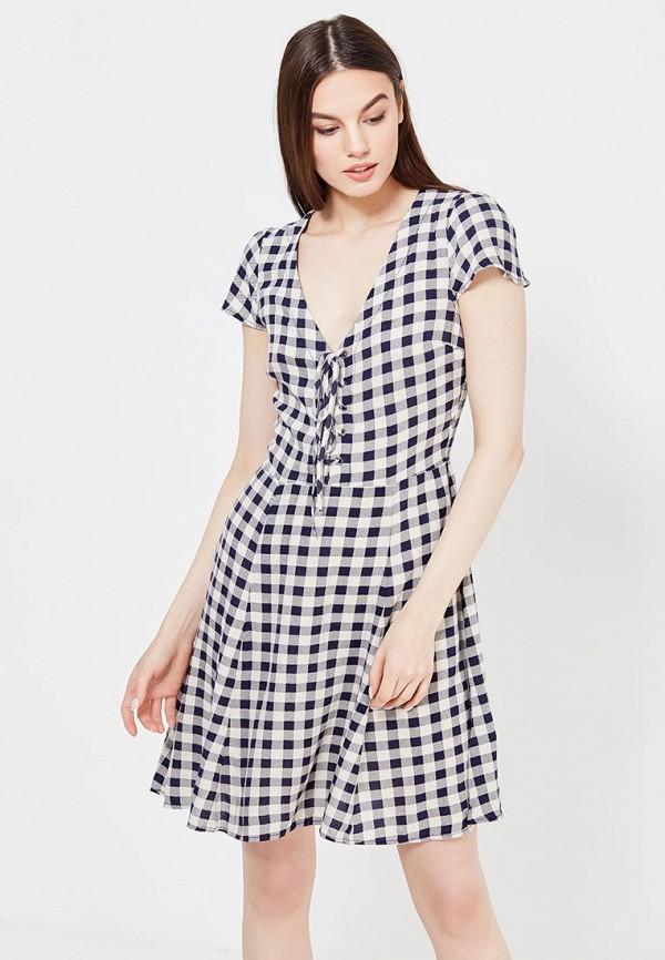 Платье Denim & Supply Ralph Lauren Denim & Supply Ralph Lauren DE023EWPEF21 denim denim 103443003122132