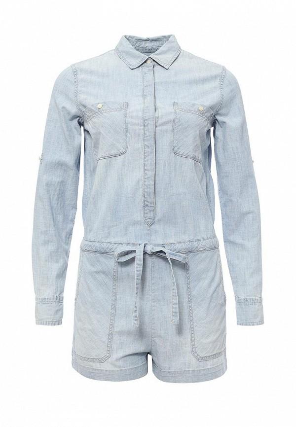 Комбинезон джинсовый Denim & Supply Ralph Lauren 288637312001
