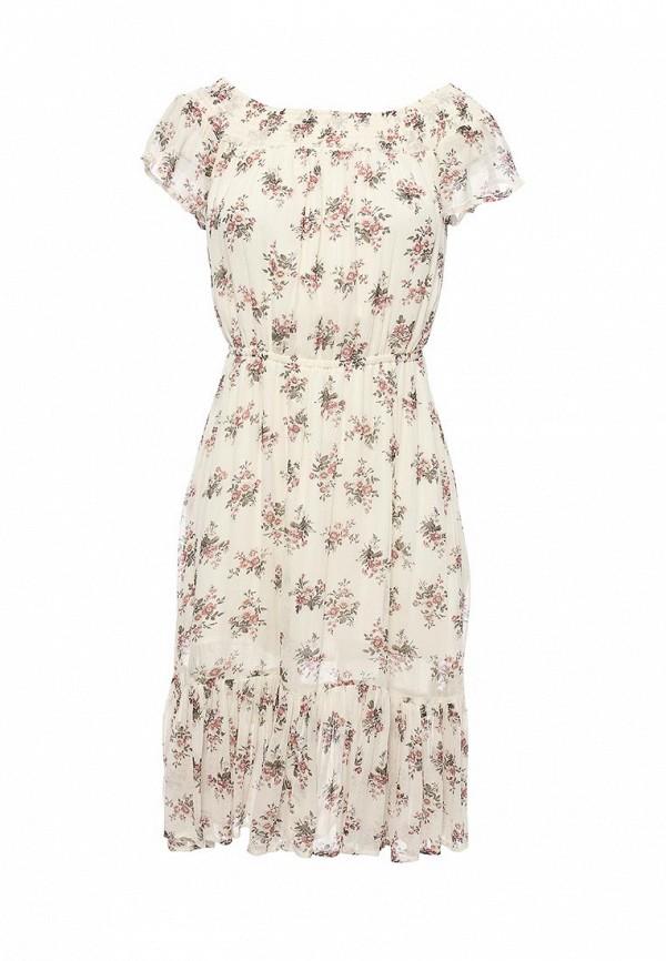 Платье Denim & Supply Ralph Lauren Denim & Supply Ralph Lauren DE023EWPEF26 denim