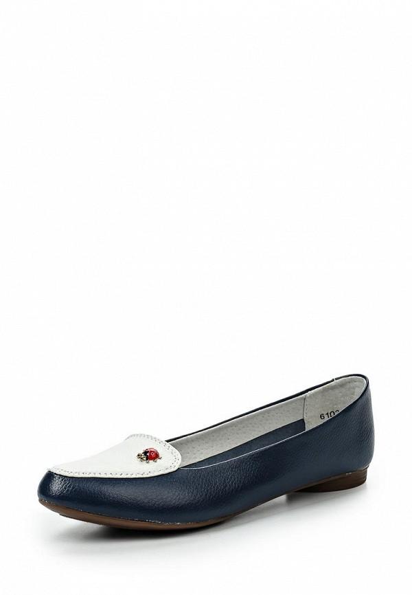 Туфли на плоской подошве Destra 6102-97-113-141