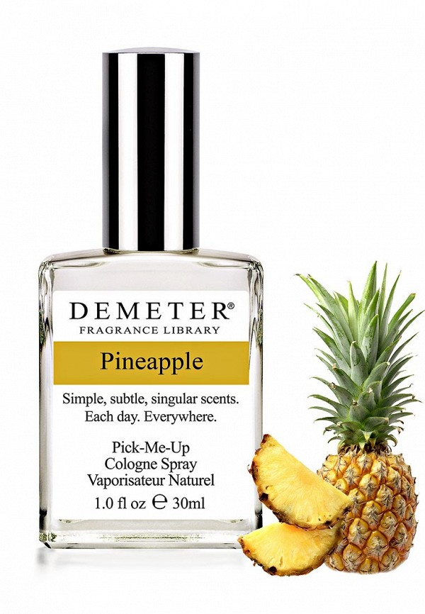 Туалетная вода Demeter Fragrance Library Ананас (Pineapple) 30 мл