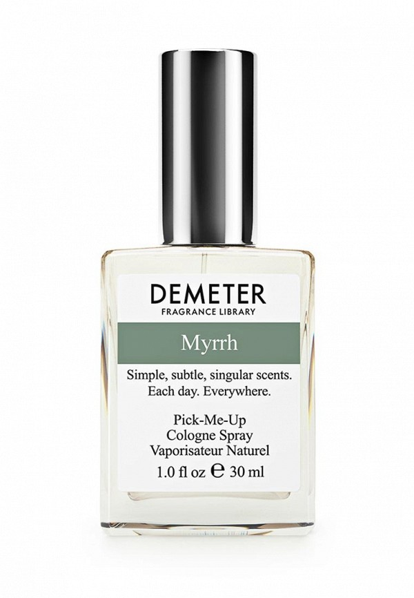 Туалетная вода Demeter Fragrance Library Demeter Fragrance Library DE788LWWGT31 green hill mma 0057 xl