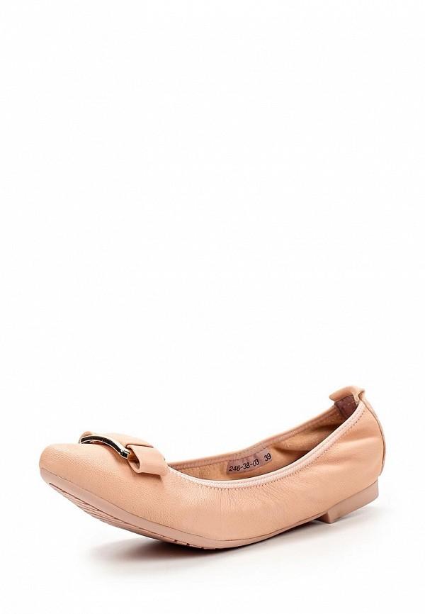 Женские балетки Dino Ricci (Дино Ричи) 246-38-03
