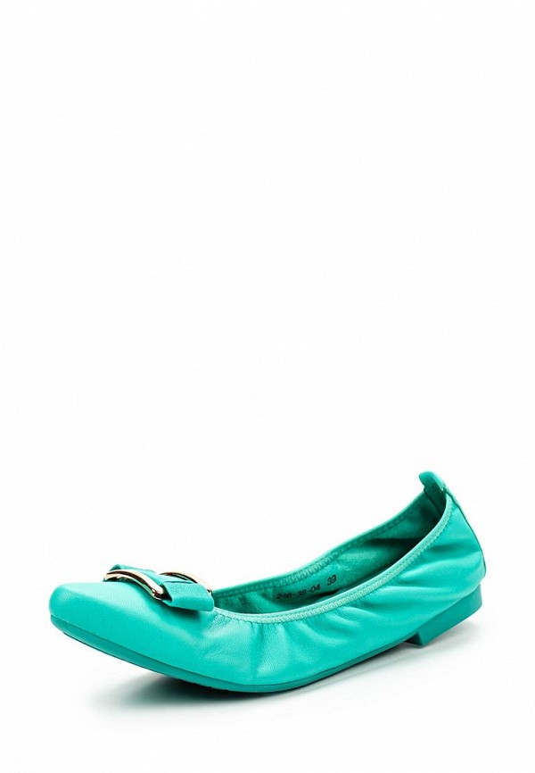 Женские балетки Dino Ricci (Дино Ричи) 246-38-04