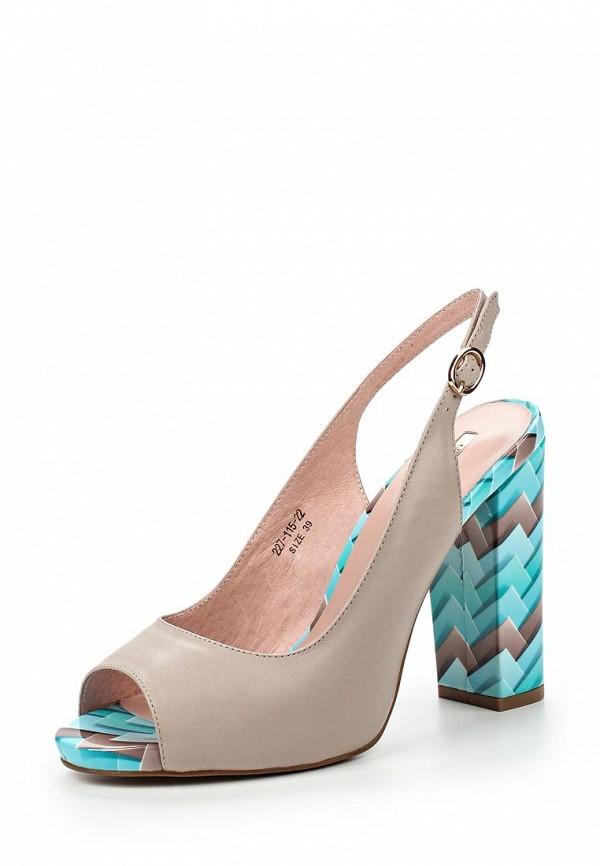 Босоножки на каблуке Dino Ricci (Дино Ричи) 227-115-22