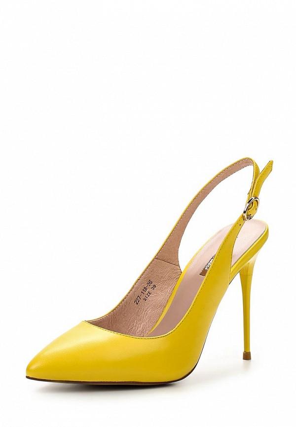 Босоножки на каблуке Dino Ricci (Дино Ричи) 227-118-36