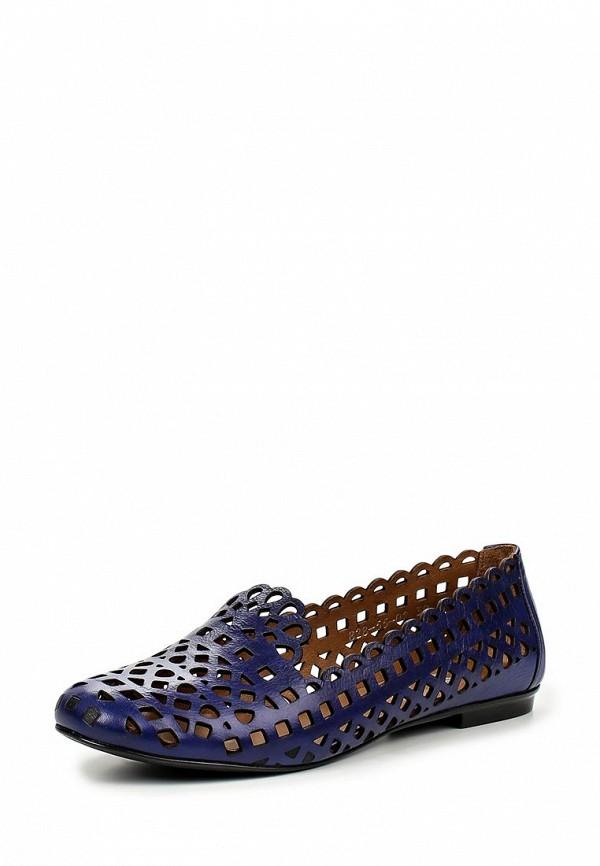 Туфли на плоской подошве Dino Ricci (Дино Ричи) 828-55-02