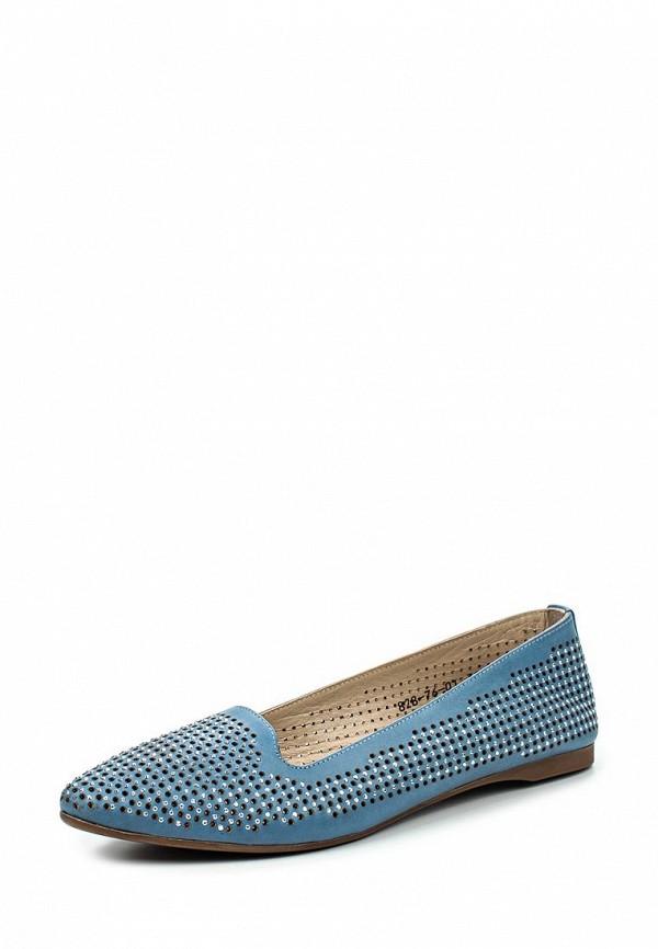 Туфли на плоской подошве Dino Ricci (Дино Ричи) 828-76-01