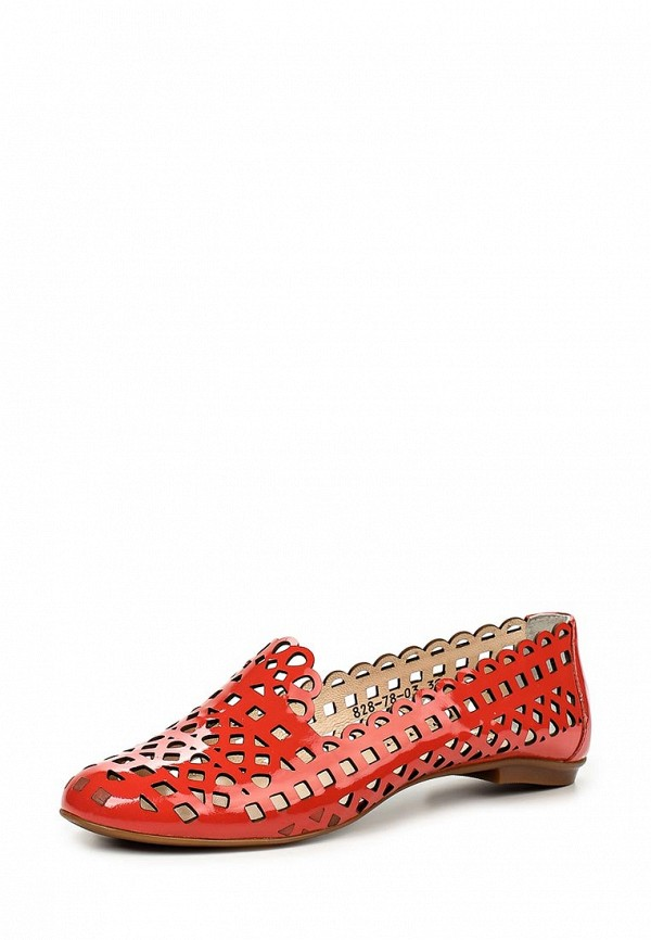 Туфли на плоской подошве Dino Ricci (Дино Ричи) 828-78-03