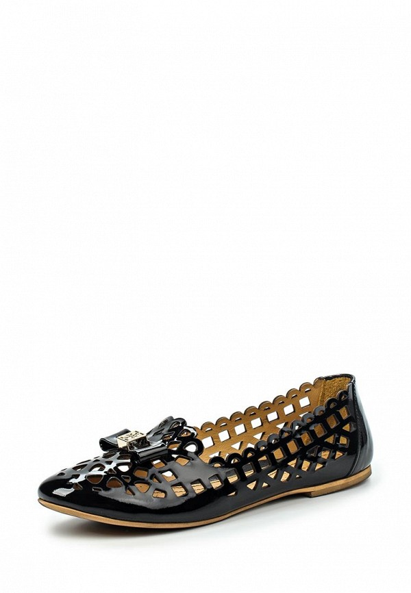 Туфли на плоской подошве Dino Ricci (Дино Ричи) 859-10-11