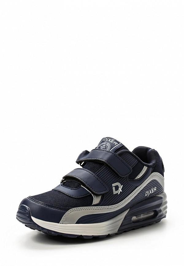 Кроссовки для мальчиков Dixer 189-30BL-018ST