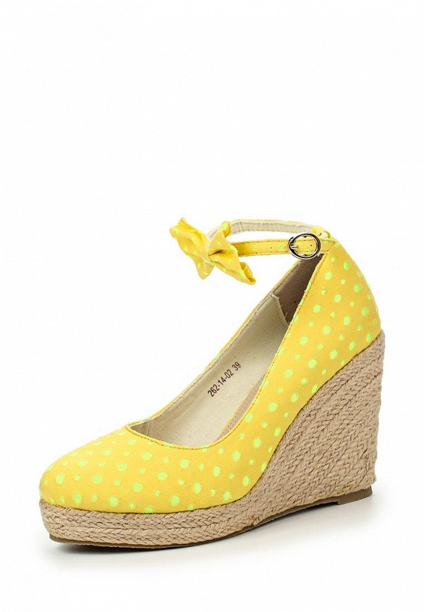 Туфли на платформе Dino Ricci Trend 262-14-02