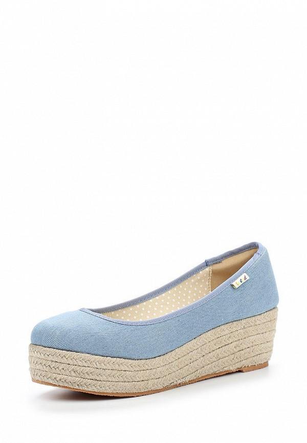 Туфли на платформе Dino Ricci Trend 275-01-06