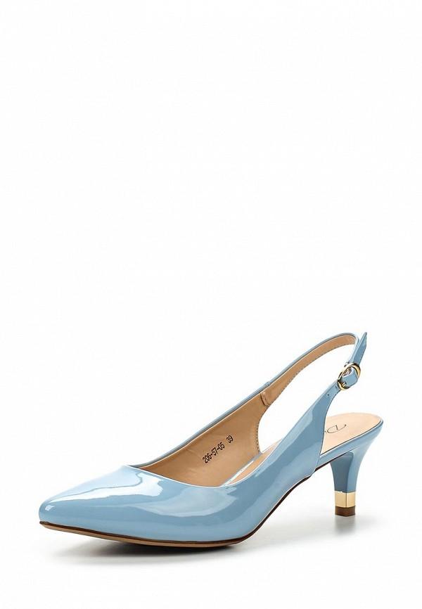 Босоножки на каблуке Dino Ricci Select 206-57-05