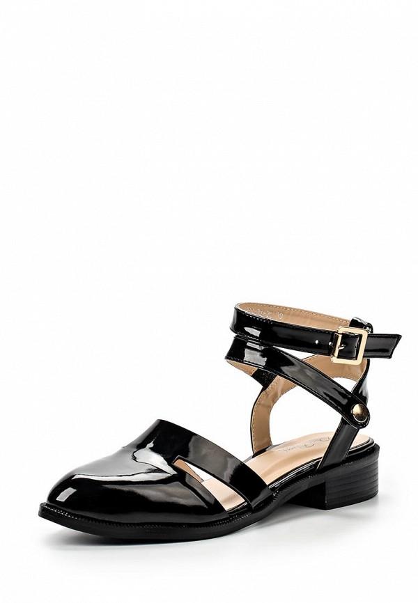 Босоножки на каблуке Dino Ricci Select 268-08-01