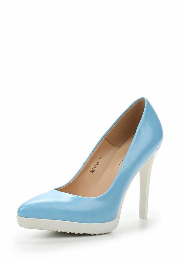 Туфли на каблуке Dino Ricci Select 206-47-04