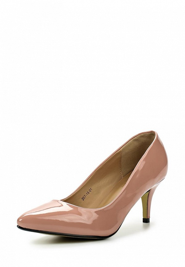 Туфли на каблуке Dino Ricci Select 267-19-01