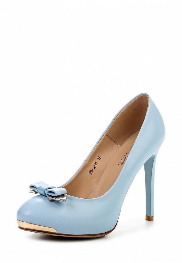 Туфли на каблуке Dino Ricci Select 206-56-01