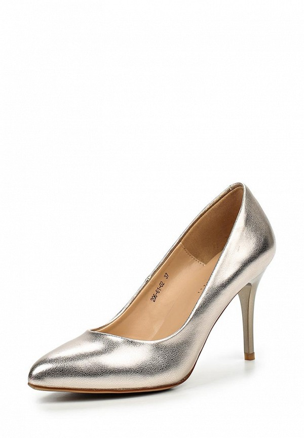 Туфли на каблуке Dino Ricci Select 206-61-02