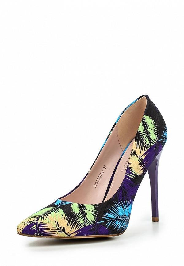 Туфли на каблуке Dino Ricci Select 270-25-01