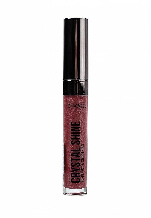 Блеск Divage Для Губ Lip Gloss Crystal Shine № 13