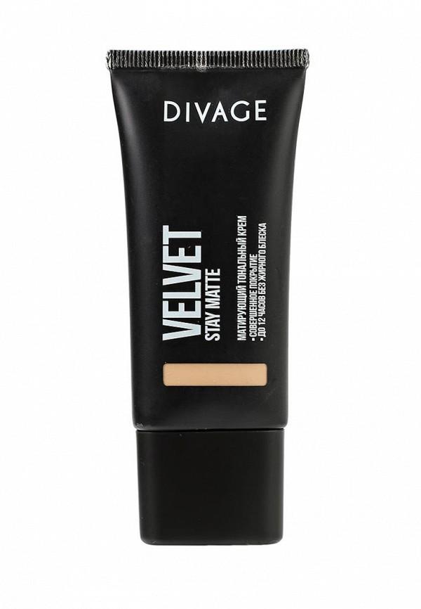 Тональный крем Divage Divage DI038LWJNV12 тональный крем divage luminous 03