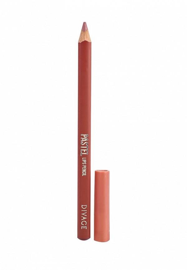 Карандаш для губ Divage Divage DI038LWRFA34 карандаш