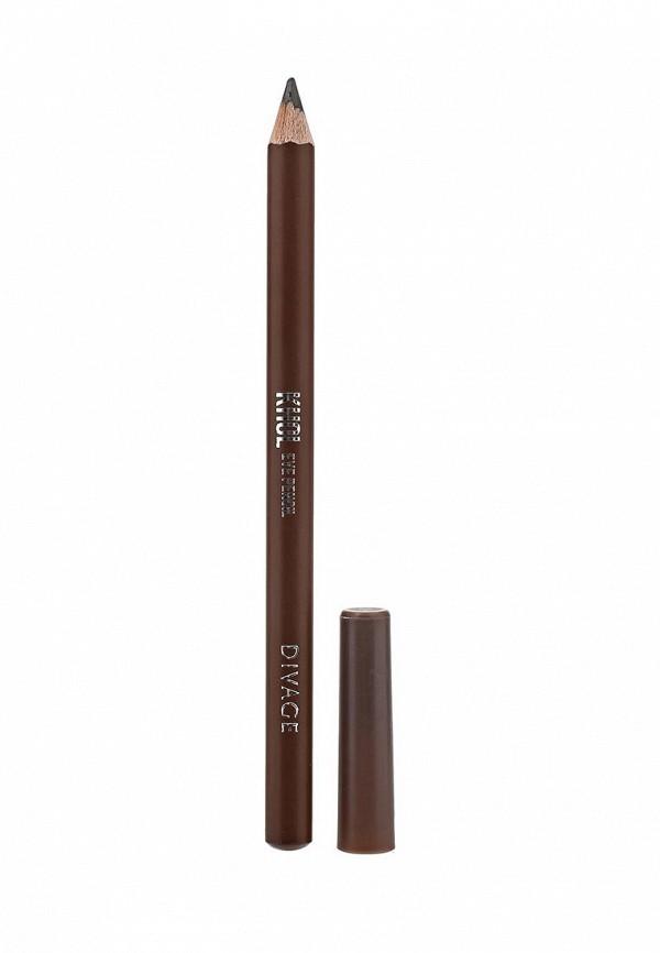 Карандаш Divage Divage DI038LWSDM45 divage bamboo chorcoal цвет с черной вставкой