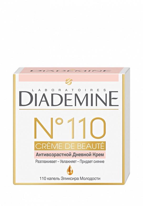 Крем Diademine №110 Дневной CREME DE BEAUTE Антивозрастной уход, 50 мл