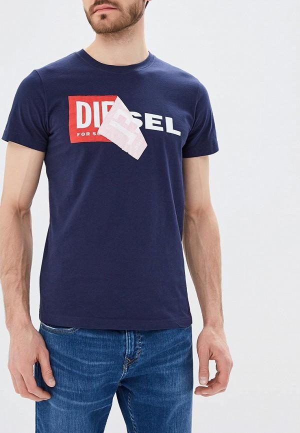 Футболка Diesel Diesel DI303EMAEWS5 футболка diesel 00s8v6 0eadq 912
