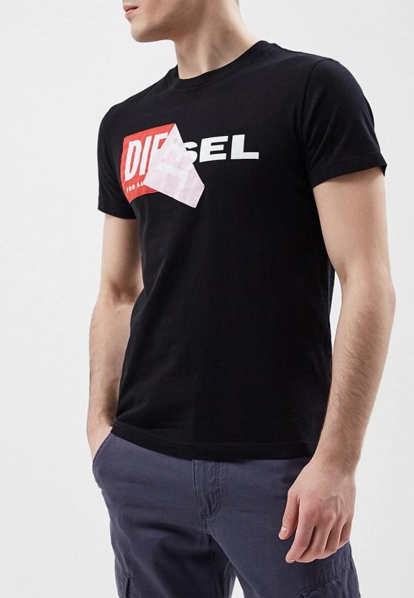 Фото Футболка Diesel. Купить с доставкой