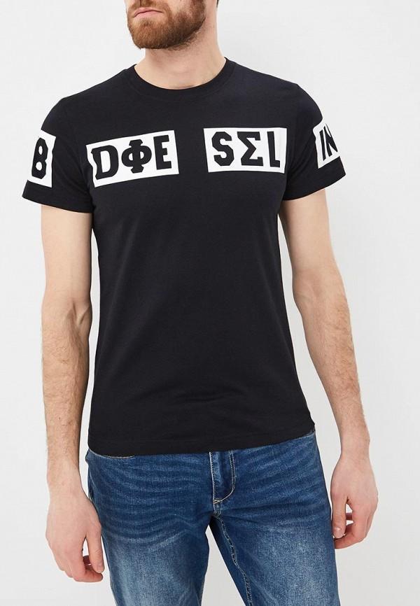 Футболка Diesel Diesel DI303EMAEWT0 diesel футболка