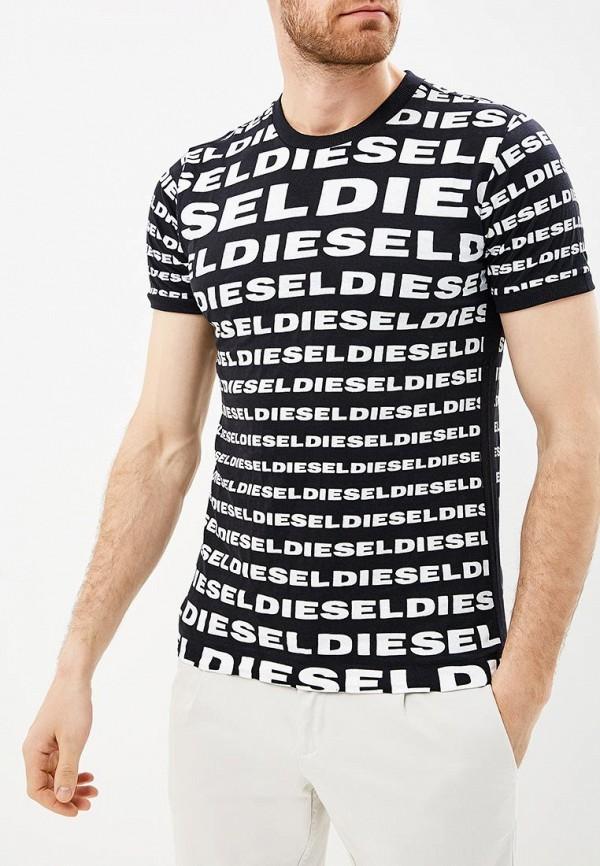 Футболка Diesel Diesel DI303EMBEKY0 diesel футболка