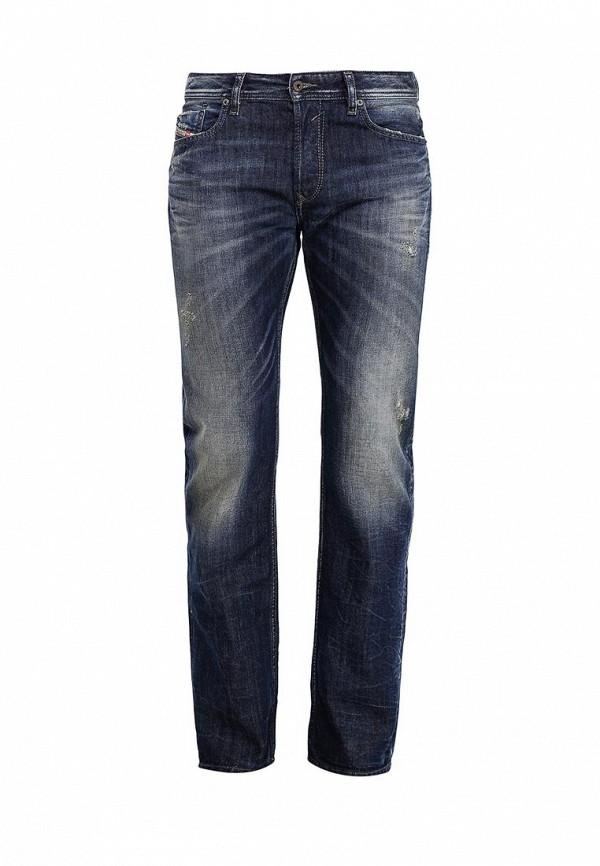 Мужские прямые джинсы Diesel (Дизель) 0837A