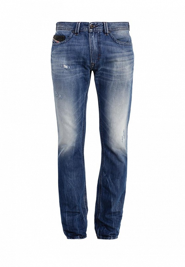 Мужские прямые джинсы Diesel (Дизель) 0663E.00CKS1