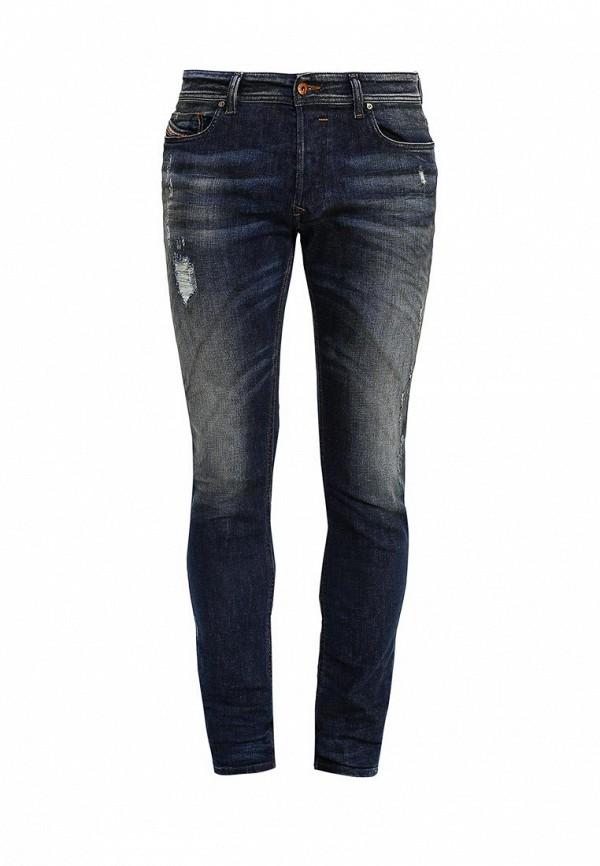 Зауженные джинсы Diesel (Дизель) 0833F.00S7VG