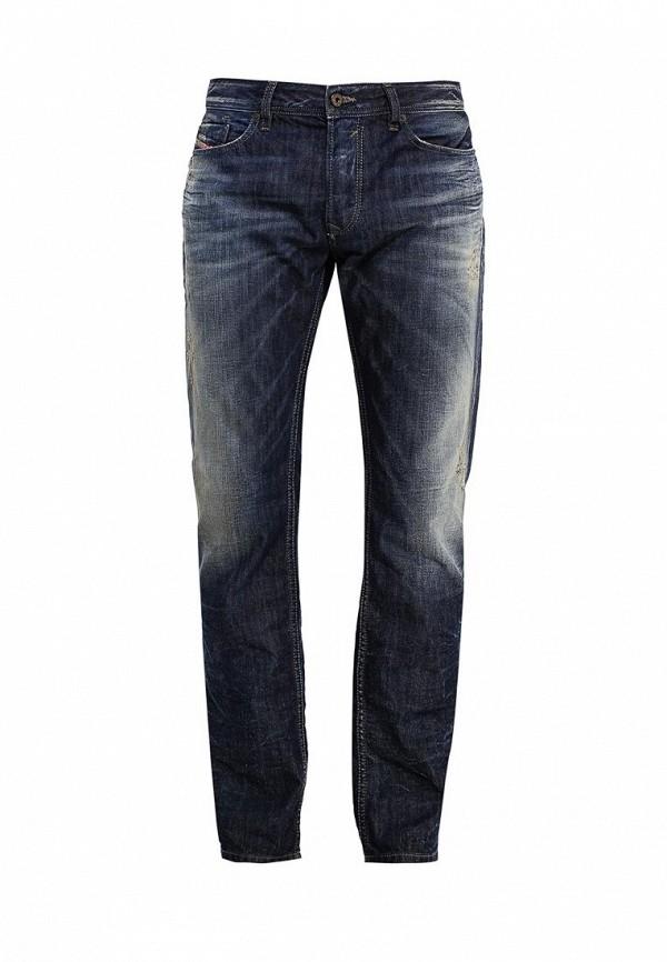 Мужские прямые джинсы Diesel (Дизель) 0837A.00S11B