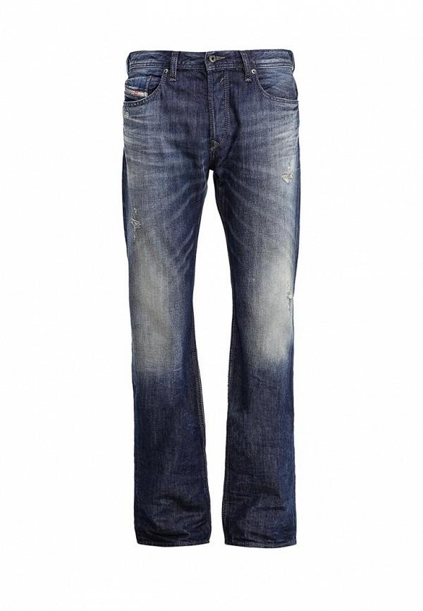Мужские прямые джинсы Diesel (Дизель) 0837A.00S11C