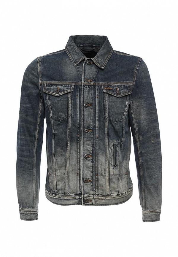 Джинсовая куртка Diesel (Дизель) 00S0Y8.0HAID