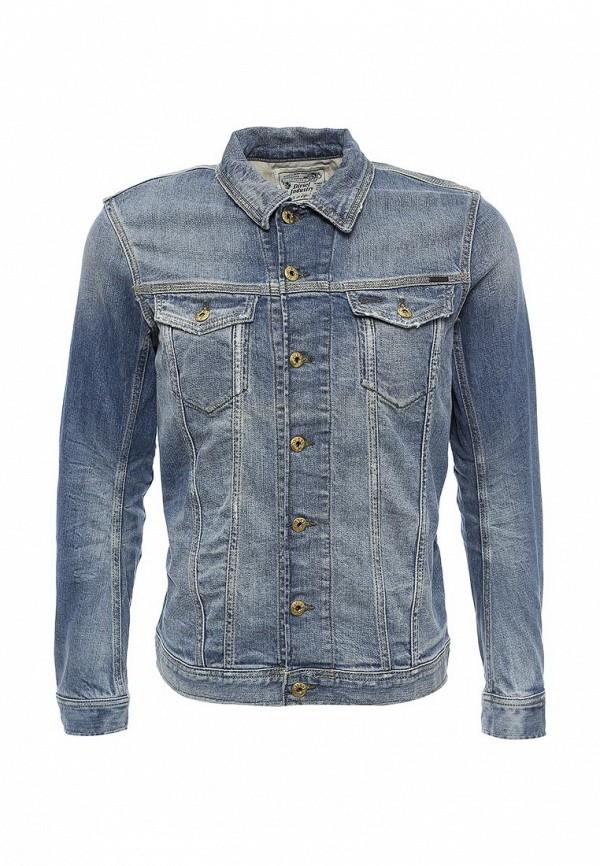 Джинсовая куртка Diesel (Дизель) 00S865.0CAFK