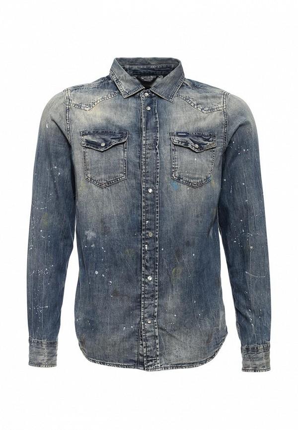 Рубашка джинсовая Diesel 00SD24.0664A