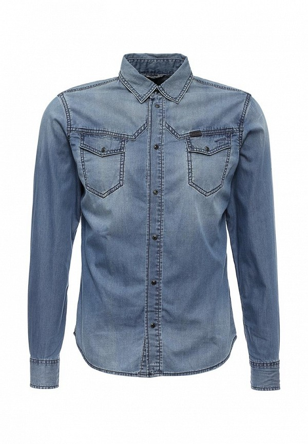 Рубашка джинсовая Diesel 00SFDD.0EAJF